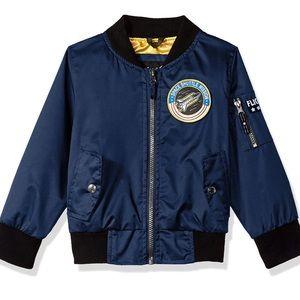 iXtreme Boys' Poly Twill Flight Jacket